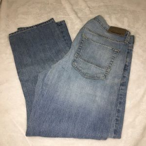 Nautica Relaxed Fit Faded Wash Jeans Size 34x30